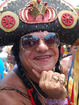 Luiz Gonzaga foi homenageado pela 'Maria Feinha' (Foto: Luna Markman/G1 PE)