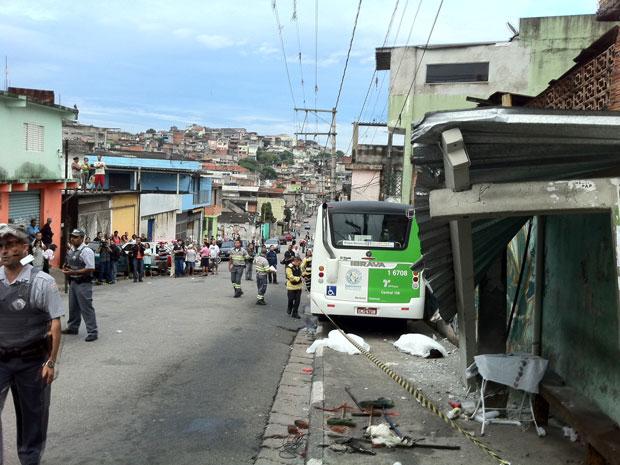 Artesanato Nordeste Brasileiro ~ G1 u2018N u00e3o atropelei ninguém u2019, diz condutor de u00f4nibus envolvido em acidente notícias em S u00e3o Paulo