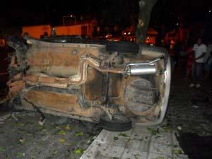 Motorista tinha 80 anos (Foto: Reprodução/TV Integração)