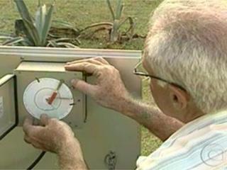 Engenheiro ambiental (Foto: TV Globo/Reprodução)