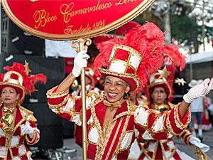 Bloco lírico O Bonde é um dos homenageados (Foto: Wellington Dantas/Divulgação)