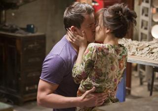 Rachel McAdams e Channing Tatum em cena de 'Para sempre' (Foto: Divulgação)