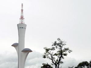 Torre Digital do DF (Foto: Roberto Barroso / Agência Brasília)