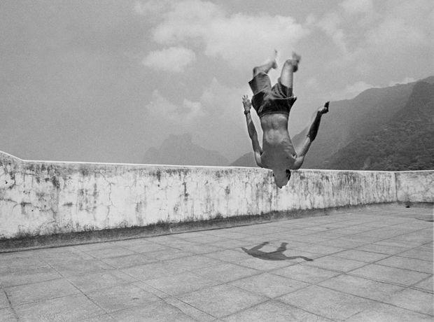 Exposição 'Capoeira - luta, dança e jogo da liberdade' será aberta em Aracaju (SE) (Foto: Divulgação/André Cypriano)