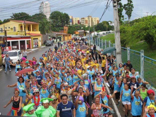 CarnaIdoso vai contar com confraternização e trio elétrico. (Foto: Divulgação/FDT)