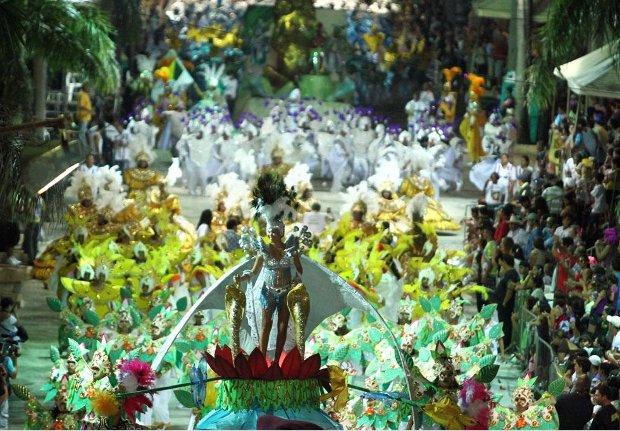Carnaval de Corumbá é um dos mais tradicionais de Mato Grosso do Sul (Foto: Divulgação/Prefeitura de Corumbá)