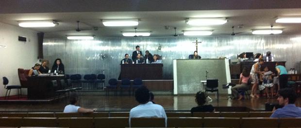 forum santo andré (Foto: Kleber Tomaz/G1)