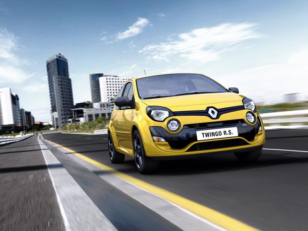 Renault Twingo RS começa a ser vendido em março no mercado europeu  (Foto: Divulgação)