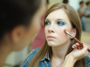 Maquiagem 3D 7 (Foto: Raul Zito/G1)