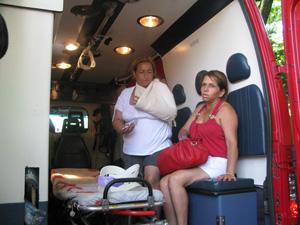 acidente trens (Foto: Letícia Macedo/G1)