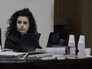 Para advogada, imprensa transformou réu em monstro (Foto: Nelson Antoine/Foto Arena/AE)