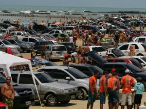 carnaval pararucu (Foto: Cid Barbosa/ Agência Diário)