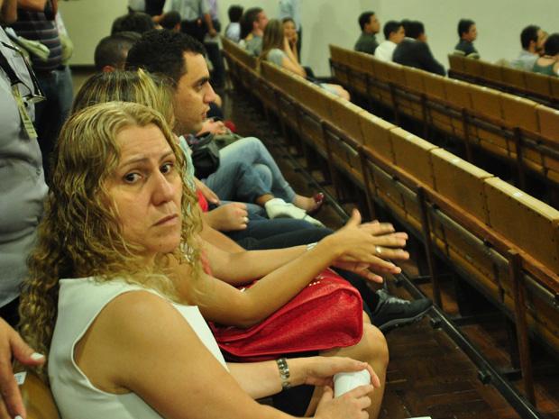 mãe eloá (Foto: Cristiano Novais /CPN /AE)