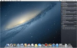 Centro de notificações do iPhone e iPad será introduzido no novo sistema operacional dos Macs (Foto: Divulgação)