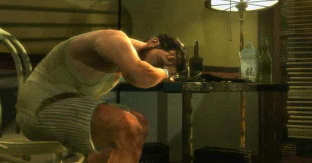 Max Payne tem que enfrentar problemas com bebida em sua passagem pelo Brasil (Foto: Divulgação)