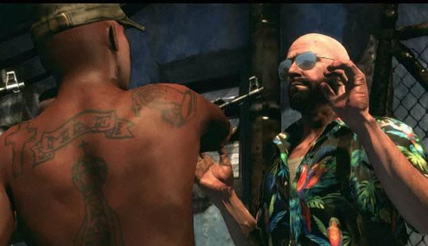 O herói tem que enfrentar traficantes de favelas paulistanas no game (Foto: Divulgação)