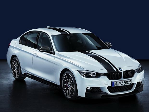BMW M Sport Package será executado juntamente com os pacotes M Sport (Foto: Divulgação)