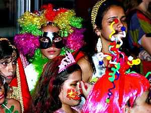 Ministério Público proíbe acesso de crianças desacompanhadas a festas de carnaval e venda de bebidas alcoólicas a menores de 18 anos. (Foto: Divulgação/BNB Clube)