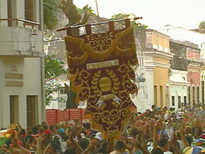 Ceroula comemora 50 anos (Reprodução / TV Globo)