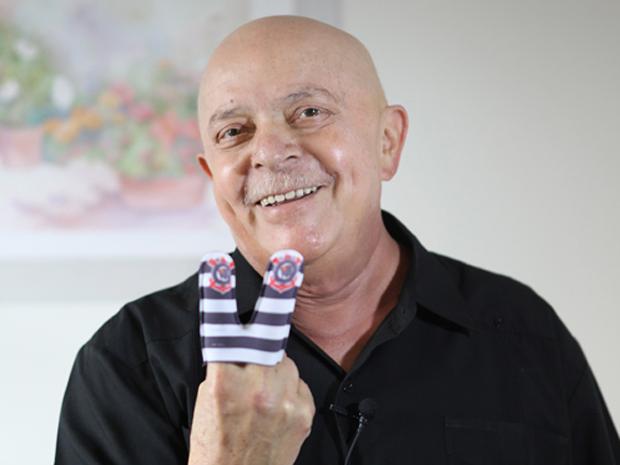 Ex-presidente Lula agradeceu homenagem da Gaviões da Fiel (Foto: Ricardo Stuckert/Instituto Lula)