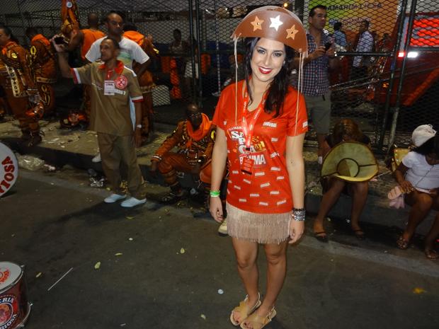 Fernanda Paes Leme (Foto: Juliana Briggs/G1)