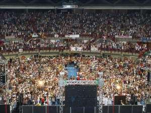 público do evento renascer 2012 (Foto: Renascer/Divulgação)
