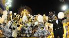 São Clemente cria 'Broadway brasileira' (Alexandre Durão/G1)