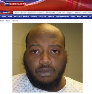 Verdon Lamont Taylor, de 32 anos, em foto divulgada pela polícia (Foto: Reprodução)