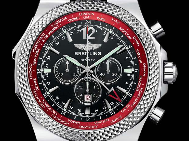 Relojoaria suíça Breitling faz relógio especial para fãs de Bentley (ou de relógio) (Foto: Divulgação)