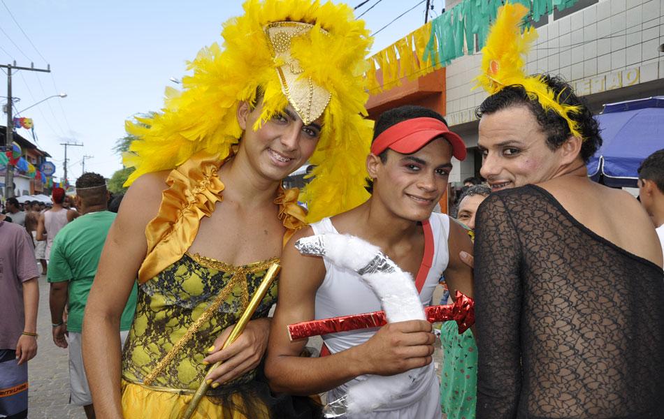 Desfile das Katraias, em Itamaracá