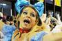 União da Ilha faz Londres cair no samba (Alexandre Durão/G1)
