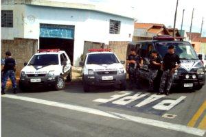 Guarda Municipal de LImeira (Foto: Divulgação / GM de LImeira)