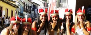 FOTOS do carnaval em Minas (Raquel Freitas / G1)