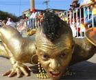 FOTOS do carnaval pelo mundo (Joaquin Sarmiento / Reuters)