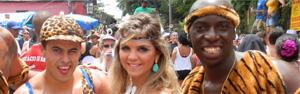 Internautas mandam fotos da folia (Tulio Hadlich/VC no Carnaval)