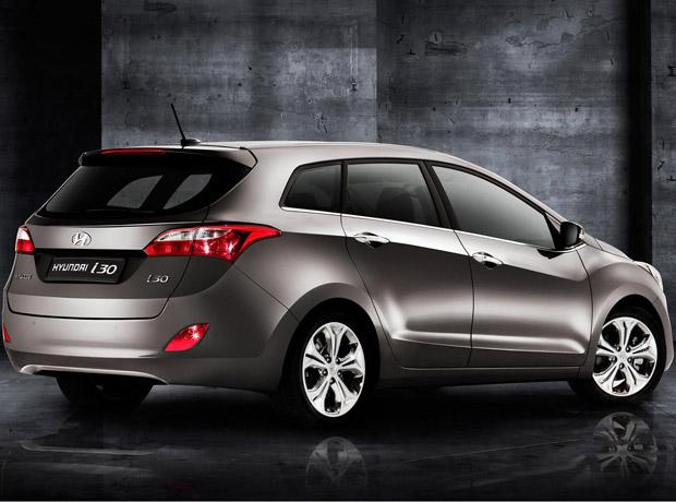 Hyundai i30 Wagon (Foto: Divulgação)