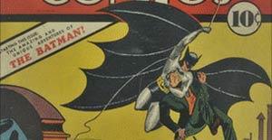 Quadrinho de estreia do Batman arrecadou US$ 523 mil em leilão (Foto: BBC)