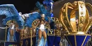 Canto da Alvorada é bicampeã no carnaval de BH (Reprodução/TV Globo)