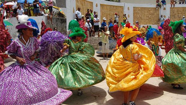 Veja o melhor do carnaval de Pernambuco (Vitor Tavares / G1)