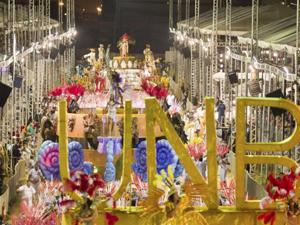 Depois de 17 anos, Acadêmicos da Asa Norte leva título de campeã do carnaval do DF (Foto: Alexandra Martins/UnB Agência)