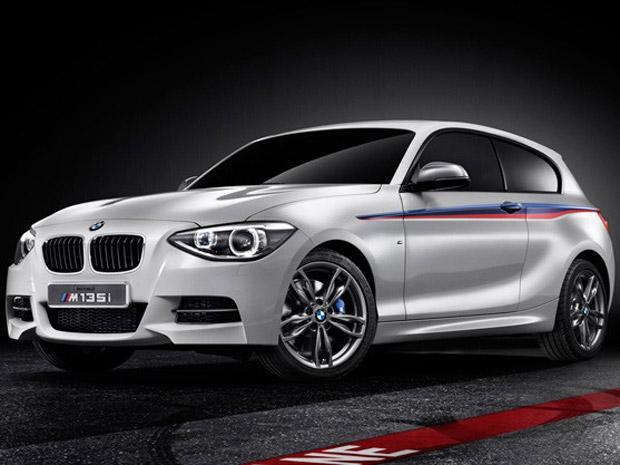 BMW M 135i Concept (Foto: Divulgação)