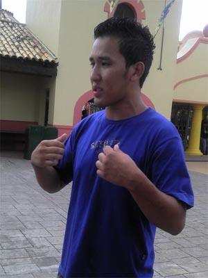 Victor Kawamura, testemunha do acidente no Hopi Hari (Foto: Isabela Leite/ G1 Campinas)