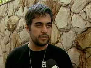 A polícia acredita que ele foi morto após se envolver em uma briga (Foto: Reprodução/ Tv Integração)