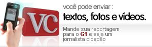 Envie a sua notícia para o G1 Goiás (Arte/G1)