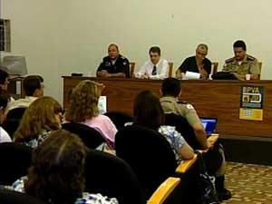 Reunião (Foto: Reprodução/TV Integração)