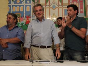 Matarazzo deixou pré-candidatura por causa de Serra  (Foto: Paulo Liebert/Agência Estado)