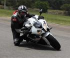 BMW; S 1000 RR; esportiva; moto; lançamento (Foto: Divulgação)