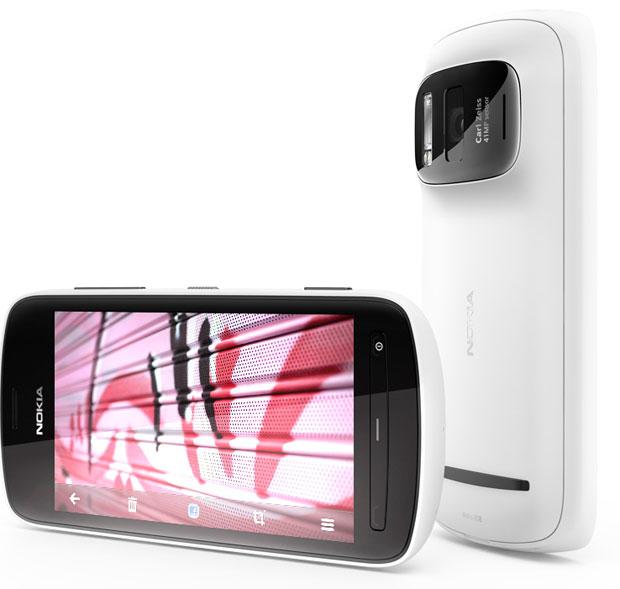 O 808 Pureview possui câmera de 41 megapixels como destaque (Foto: Divulgação)