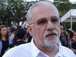 George Cavalcanti, irmão do bispo (Foto: Luna Markman/G1)