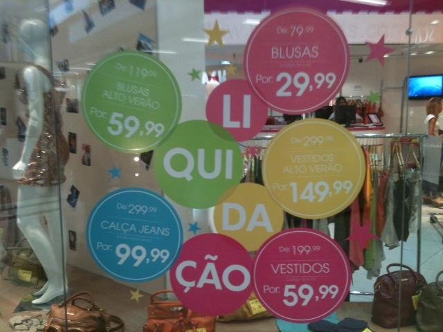 Promoção Liquida Salvador (Foto: Tatiana Maria Dourado/G1)